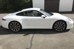 Teilfolierung-Porsche-997-reparatur-Stosstange-hinten_3