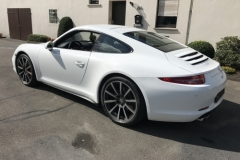 Teilfolierung-Porsche-997-reparatur-Stosstange-hinten_4